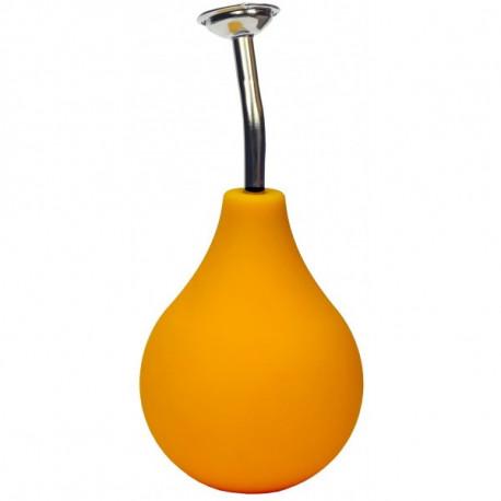 Pulvérisateur poire arrosage déco jaune ambré