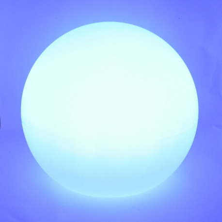 Boule lumineuse sans fil multicolore