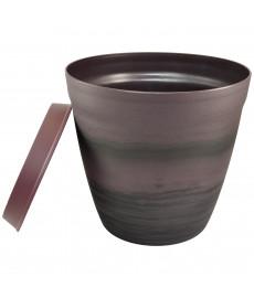 Pot pour plantes déco LILO Aubergine