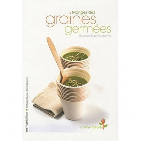 Livre Mangez des graines germées