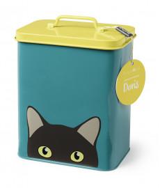 Boite conservation nourriture pour chat