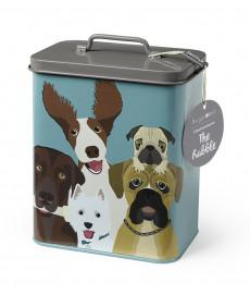 Boite conservation nourriture pour chien