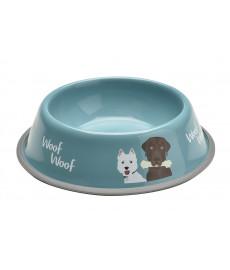 Gamelle déco pour chien WOOF