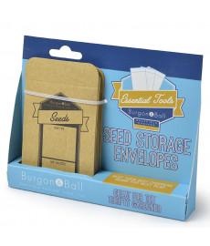 Enveloppes de stockage pour graines